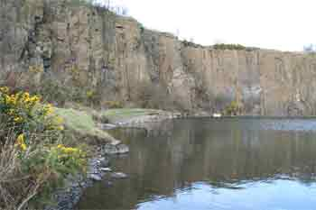 Preston hill quarry