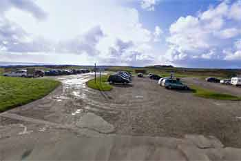 Selwick Bay parking