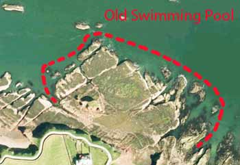 Old Swimming Pool dive map